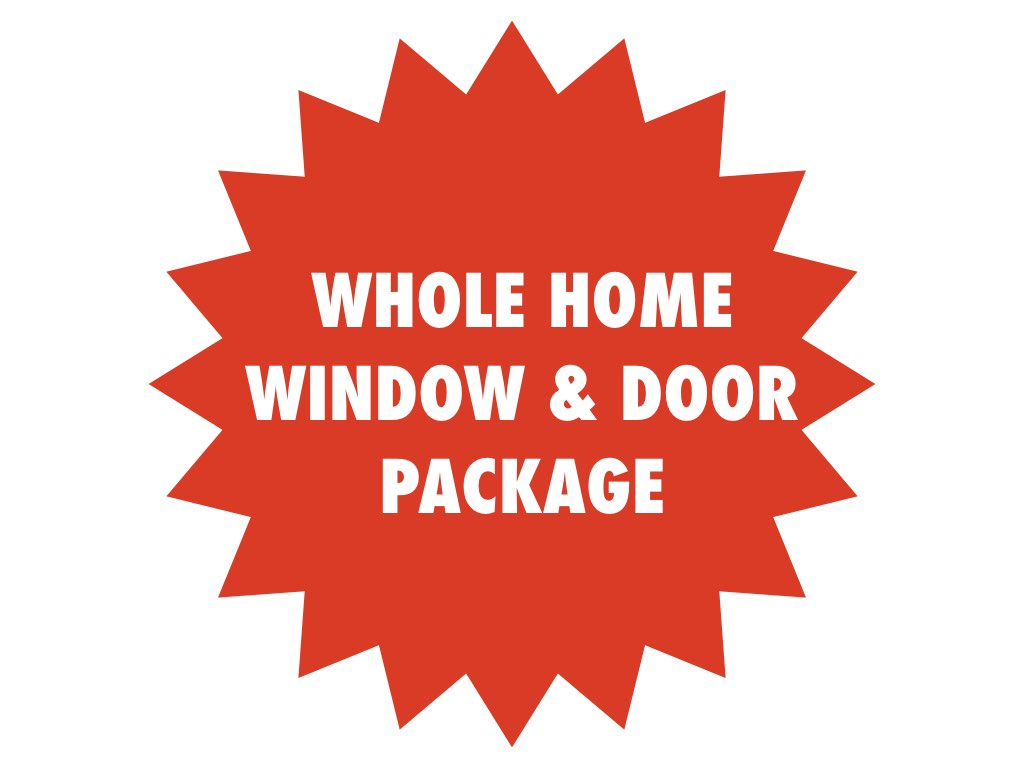 whole home window replacement - Whole Home Windows